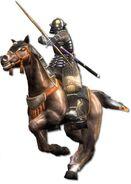 Enemy Horseman 034