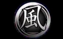 Kamikaze clan crest