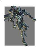 NG2 Art Char Ryu Costume 3 Biometal A