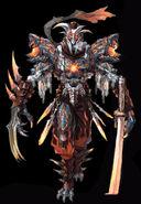 NG2 Art Boss Genshin Fiend