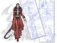 Elizabet Concept Art