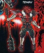 NG2 Art Boss Tengu
