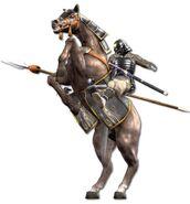 Enemy Horseman 014