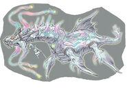 NG2 Art Boss Water Dgragon