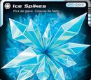 Card 58 - Ice Spikes