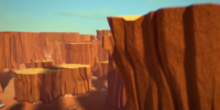 Echo Canyons