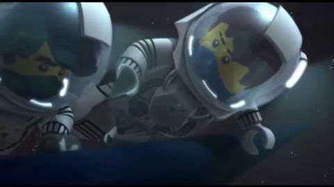 """LEGO NINJAGO IN SPACE """"We Are Ninja!"""" Sneak Peek"""