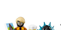 71019 The LEGO Ninjago Movie Series
