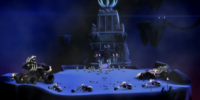 Lord Garmadon's Dark Fortress