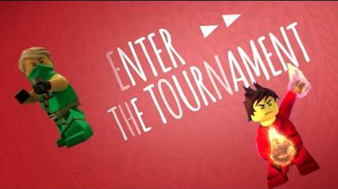 LEGO NINJAGO Enter the Tournament – Official Video by The Fold