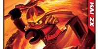 Card 2 - Kai ZX