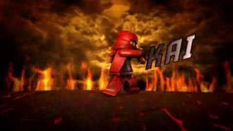 LEGO Ninjago - Meet Kai