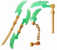 Jadeblades