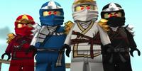 Bizarro Ninja