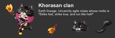 Korasan Clan