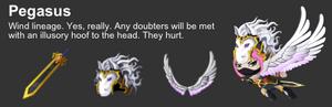 Pegasus killah event descript