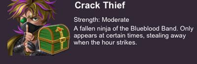 Crack Theif Descript