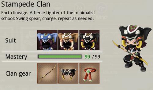 Stampede Clan
