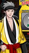 Shin (Golden Ninja Scratch Card)