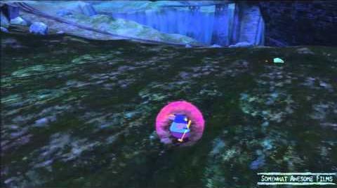 Ni No Kuni Cliff Top Chaos Bounty Hunt 97