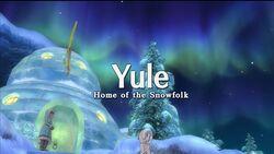 Yule- Home of the Snowfolk