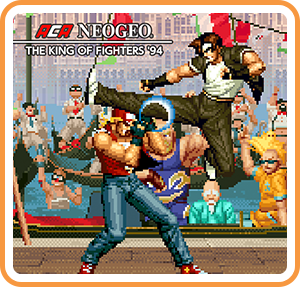 File:The King of Fighters '94 Icon.png