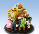 Super Mario Characters Figurine