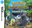 Pokémon Mystery Dungeon: Explorers of Time and Explorers of Darkness