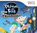 Phineas and Ferb: Across the 2nd Dimension