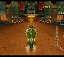 Bowser's Castle (Mario Kart)