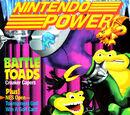 Nintendo Power V25