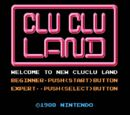 Clu Clu Land: Welcome to New Clu Clu Land