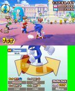 Mario and Sonic 3 screenshot 1
