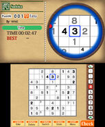 Sudoku by Nikoli Screenshot 1