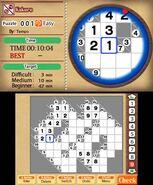 Kakuro by Nikoli screenshot 5