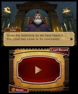 Professor Layton vs. Phoenix Wright screenshot 53