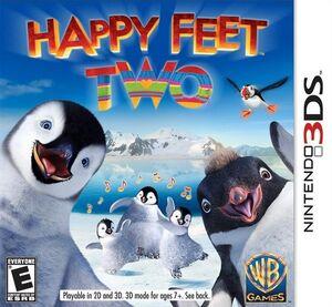 Happy Feet Two box art