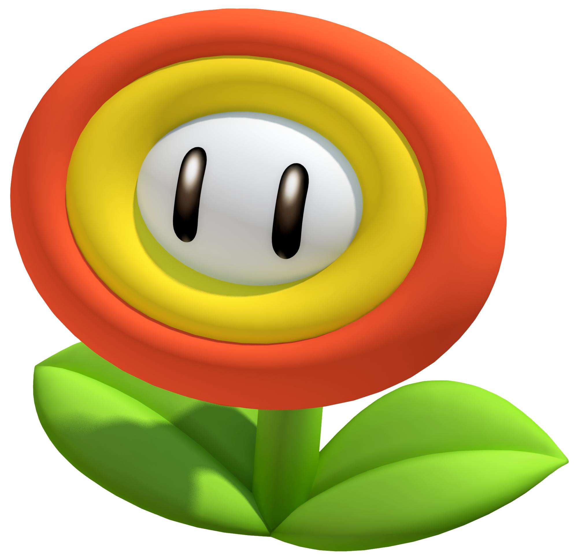 Power Ups Mario 2048