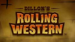 Dillon's Rolling Western Logo
