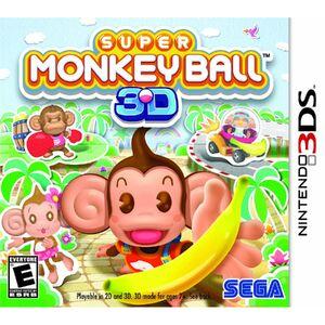 Super Monkey Ball 3D cover