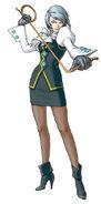 Ace Attorney 123 - Franziska
