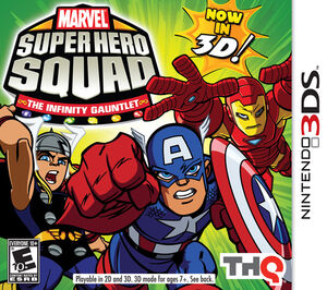 Marvel Super Hero Squad box art