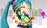 Hatsune Miku and Future Stars screenshot 1