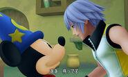 Kingdom Hearts 3D screenshot 84