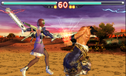 Tekken 3D Prime Edition screenshot 5