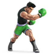 Little Mac - Super Smash Bros.