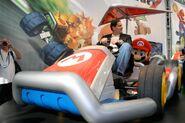 LA Auto Show Mario Kart 1