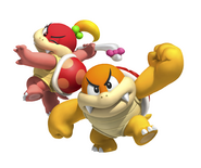 Boom Booms (Super Mario 3D Land)