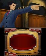 Professor Layton vs. Phoenix Wright screenshot 54
