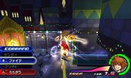 Kingdom Hearts 3D screenshot 12